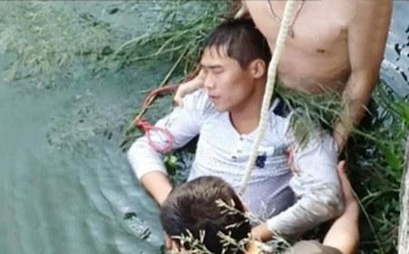 Chàng trai nhảy sông tự tử vì cô dâu tương lai quá xấu