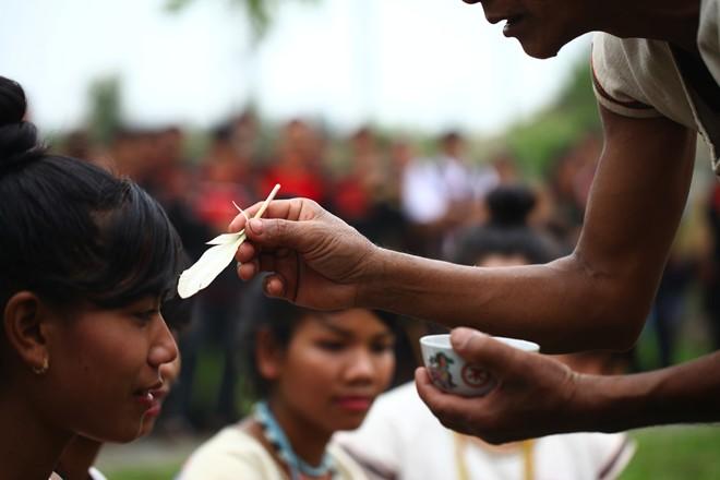 Lễ cúng Yang Koi ở Hà Nội