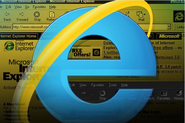 Những thăng trầm của trình duyệt Internet Explorer