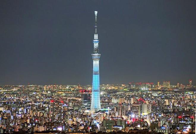 Nước vừa thoát nghèo, mơ xây tháp cao nhất thế giới