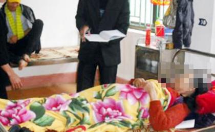 Cụ bà 88 tuổi suýt mất mạng vì nghi bị hãm hiếp
