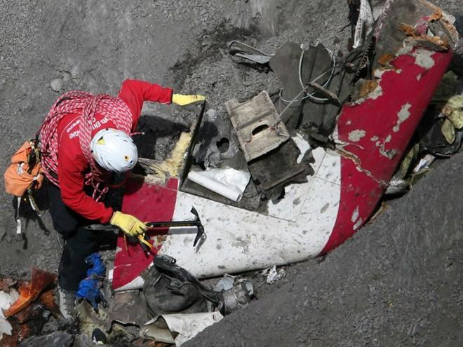 Xác định được ADN của 80 nạn nhân máy bay Đức
