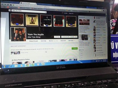 Mất cả chục triệu vì… tag tên chồng trên Facebook