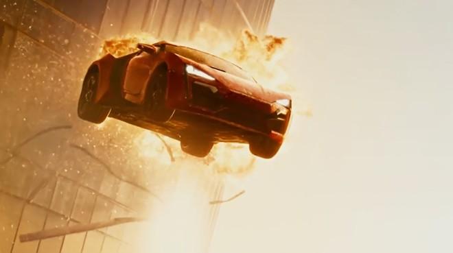 'Fast & Furious 7' sẽ chiếu bằng công nghệ IMAX tại Việt Nam