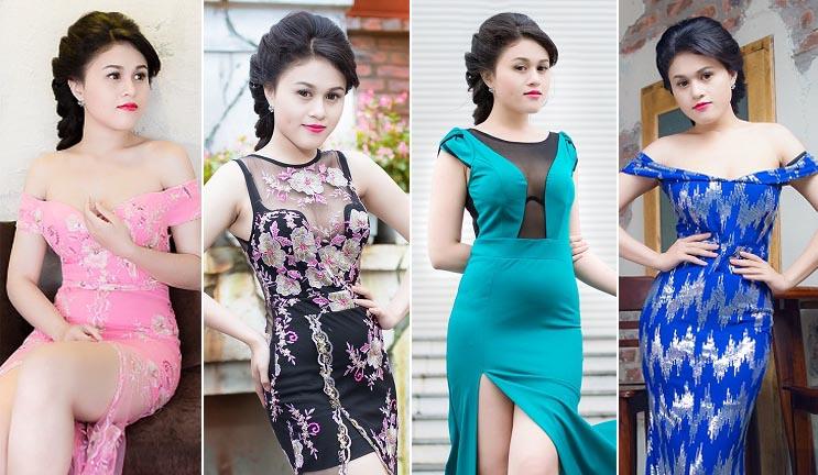 Thái Thảo Trinh kiêu sa với thiết kế dạ hội của Tommy Nguyễn