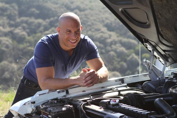 Vin Diesel tiếp tục úp mở về 'Fast & Furious 8'