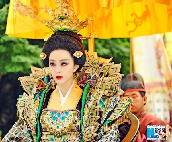 10 mỹ nhân cổ trang tuyệt sắc trên màn ảnh Hoa ngữ