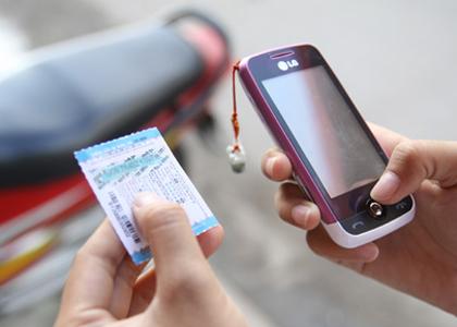Nam sinh lừa nạp tiền điện thoại với chiêu khuyến mãi 10 lần