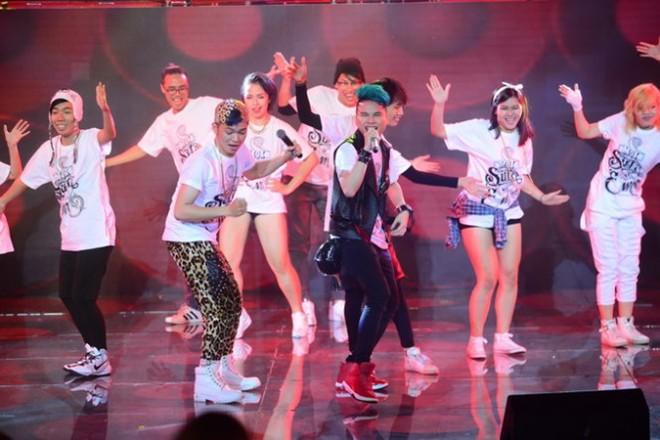'Nhảy cóc' thi truyền hình thực tế