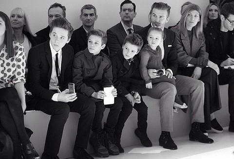 Beyoncé & David Beckham: Khi danh tiếng cũng có thể thừa kế