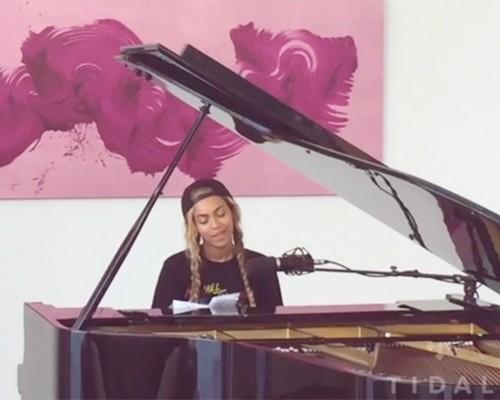 Beyonce hát tặng Jay Z nhân kỷ niệm ngày cưới