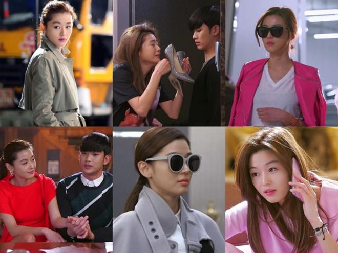 5 cô nàng sành điệu nhất trên màn ảnh Hàn