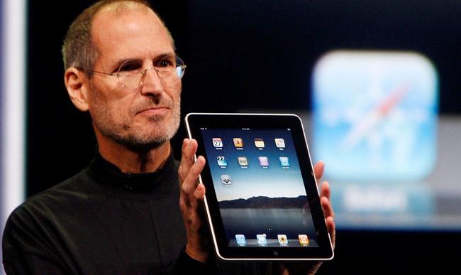 5 năm chiếc iPad thế hệ đầu tiên ra đời