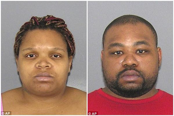 Án tử hình cho cặp đôi người Mỹ bỏ đói và tra tấn con gái đến chết