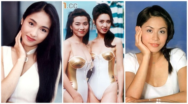 7 'nữ thần' TVB khiến nam giới say đắm thập niên 1990