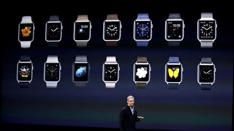 Apple Watch mở bán, phiên bản giá 20.000 USD bán hết sạch