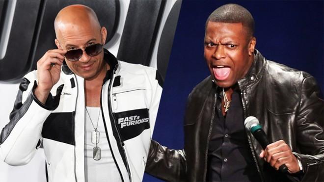 Vin Diesel tham gia phim mới của Lý An
