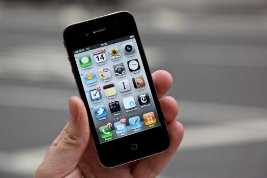 iPhone 4S chính hãng giảm giá 1 triệu đồng