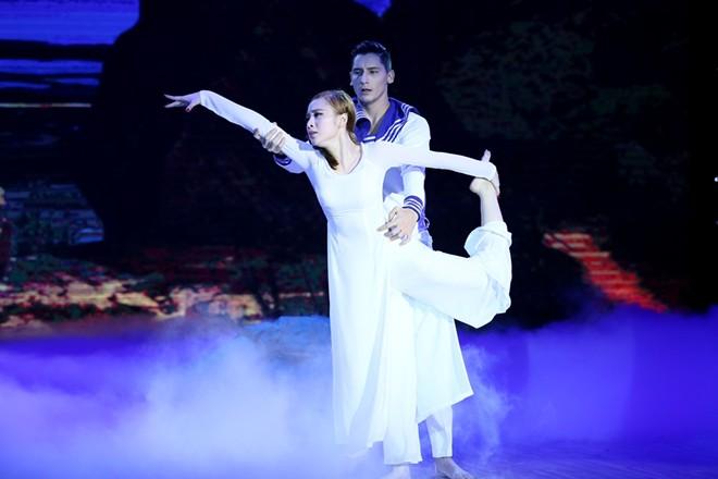 Năm tiết mục hoàn hảo của Bước nhảy hoàn vũ