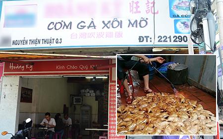 """Nhiều quán cơm gà ở Sài Gòn điêu đứng vì bức ảnh """"nướng gà bằng đèn khò"""""""