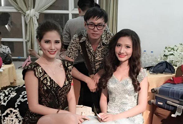 NTK Tommy Nguyễn - 'ông bầu' sở hữu nhiều người đẹp của showbiz Việt