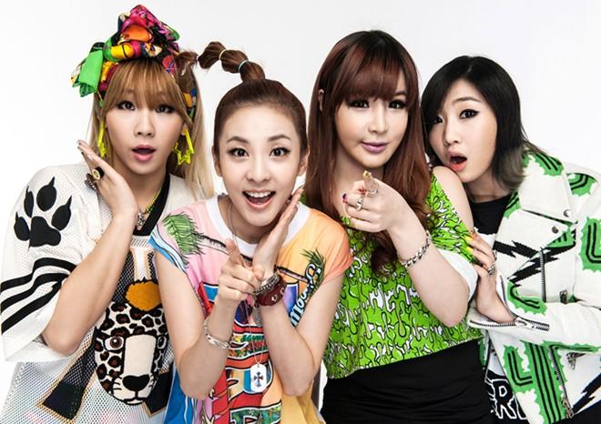 Rộ tin đồn Park Bom, Dara rời 2NE1
