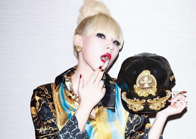 CL (2NE1) quyền lực hơn Lady Gaga, Rihanna