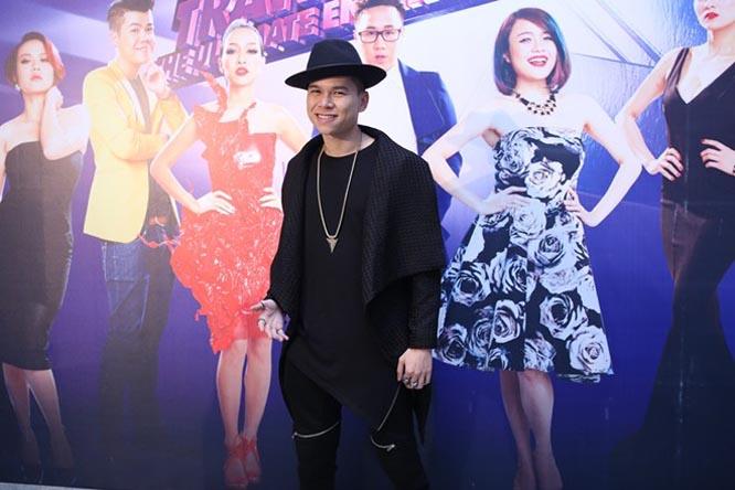 Hoàng Tôn rời The Remix thi Tuyệt đỉnh tranh tài