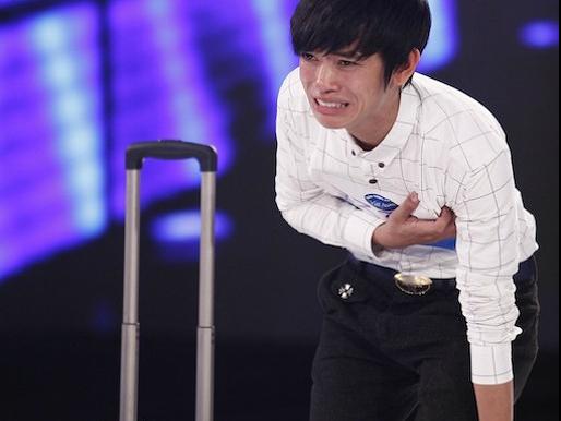 'Hot boy bán kẹo kéo' tìm được gì ở Vietnam Idol?