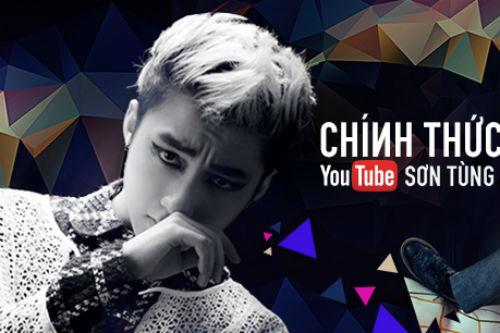 Xếp hạng 10 kênh YouTube hot nhất của ca sĩ Việt