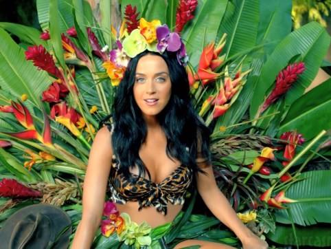 Katy Perry: Thành siêu sao từ những đĩa nhạc nghe lén
