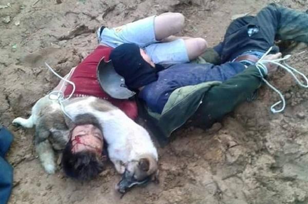 Người dân đánh nghi can trộm chó đến bất tỉnh