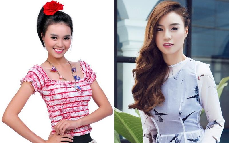 """Ninh Dương Lan Ngọc: Bước nhảy vọt từ """"gái quê"""" sang style gợi cảm"""