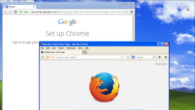 Google ngưng hỗ trợ Chrome cho Windows XP cuối năm nay