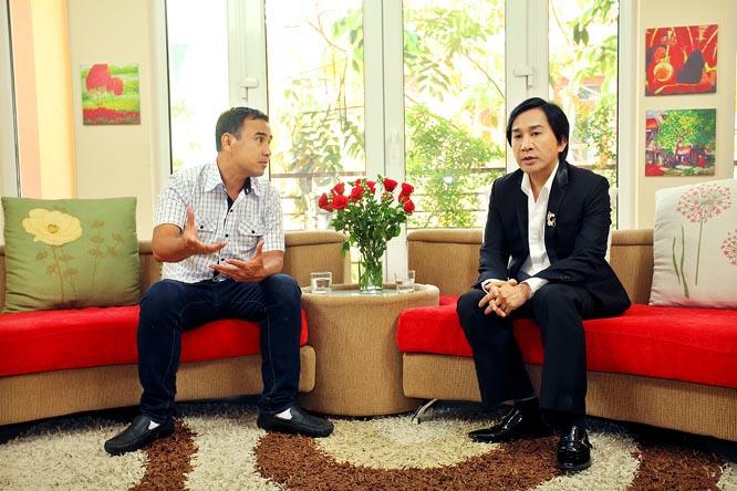 NSƯT Kim Tử Long quảng bá Cải Lương tại Hà Nội