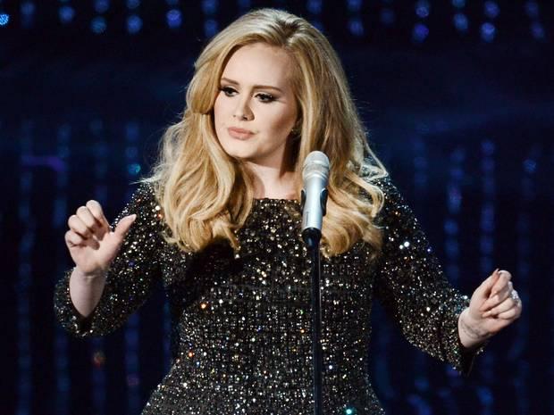 Adele chưa sẵn sàng tái ngộ khán giả