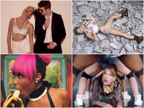 Khán giả đòi 'dẹp loạn' video ca nhạc bạo lực, gợi dục