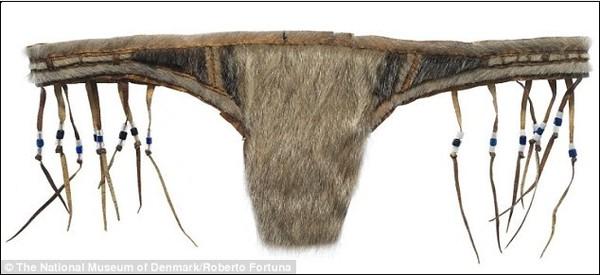"""Khảo cổ quần lót """"nhạy cảm"""" 130 năm tuổi của người Inuit"""