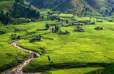 Sa Pa lọt top những ngôi làng có địa hình kỳ quặc nhất
