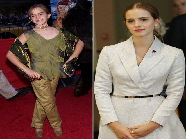 Emma Watson: Từ cô phù thủy nhỏ tới minh tinh Hollywood