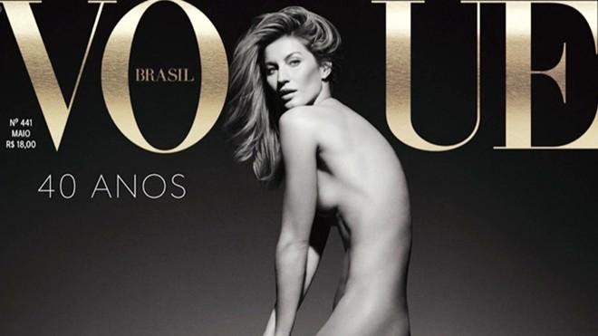 Siêu mẫu giàu nhất thế giới chụp ảnh nude