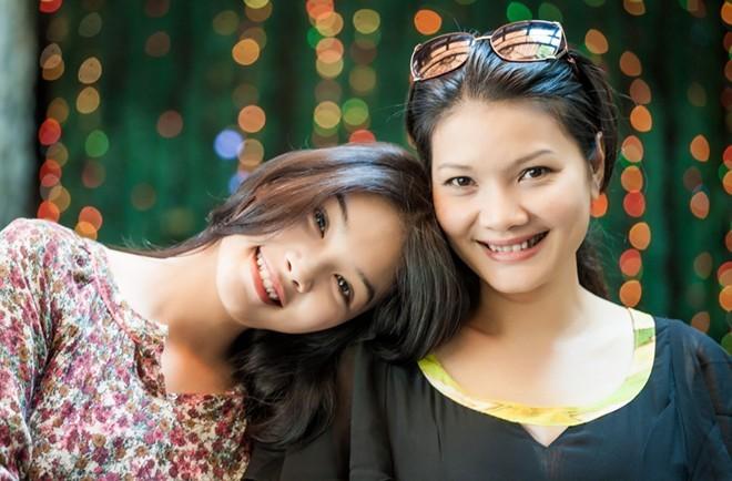 5 diễn viên Việt 'rủ' con gái đóng chung phim