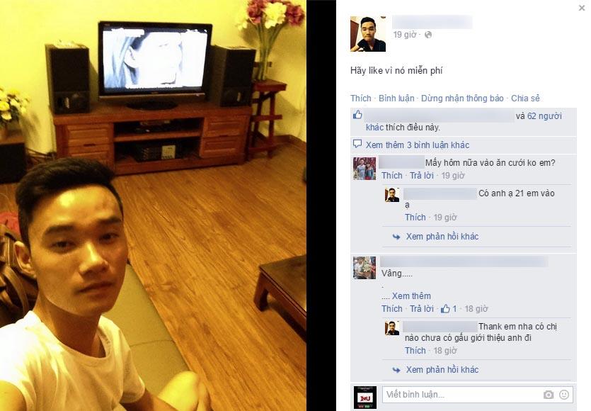 Facebook có thêm nút trả lời trong phần bình luận tại VN