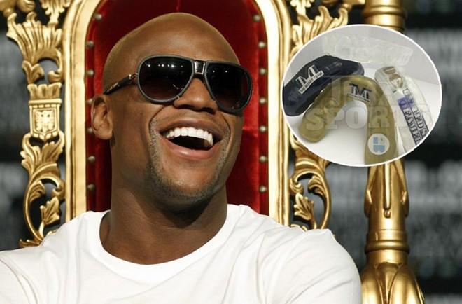 Mayweather có thể làm những gì với khoản thù lao siêu khủng 180 triệu đô?