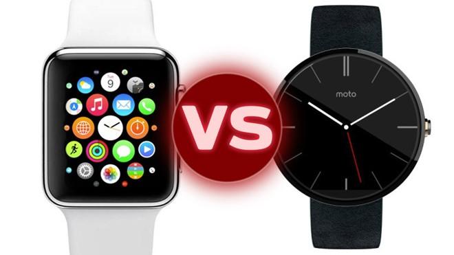 Apple Watch bán một ngày hơn đồng hồ Android trong một năm