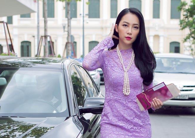 Linh Nga làm giám khảo Hoa hậu Hoàn vũ 2015