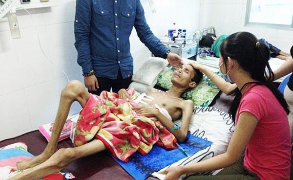 Thái Lan Viên bị bệnh viện trả về, không có chốn nương thân