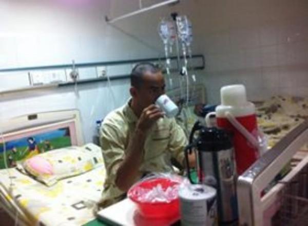 Hành trình chống chọi với bệnh ung thư máu của Duy Nhân