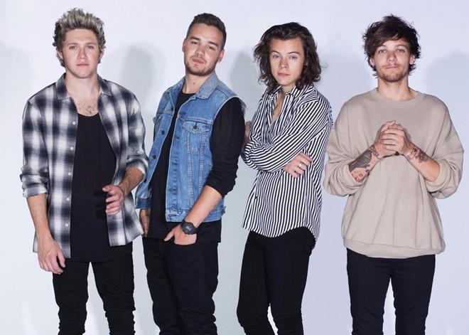 One Direction kiếm tiền giỏi nhất làng nhạc