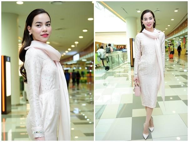 Thời trang thảm đỏ đầu hè thanh lịch của mỹ nhân Việt